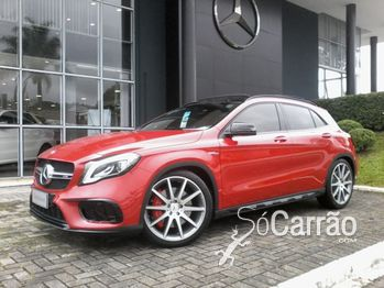 Mercedes GLA 45 AMG 2.0 16V TURBO