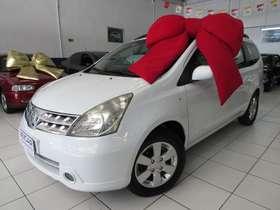 Nissan GRAND LIVINA - grand livina SL 1.8 16V AT
