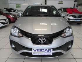 Toyota ETIOS HATCH - etios hatch PLATINUM 1.5 16V AT