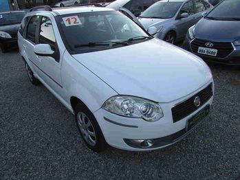 Fiat PALIO WEEKEND PALIO WEEKEND ATTRACTIVE 1.4 8V