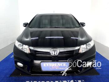 Honda CIVIC LXR 2.0 16V AT5