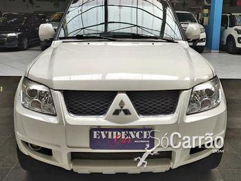 Mitsubishi pajero tr4 4X4 2.0 16V AT