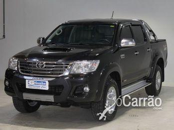 Toyota HILUX SRV D4-D 4X4 3.0 TDI
