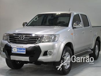 Toyota CD SR 4x2 2.7 16V