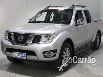 Nissan frontier cd LE 4X4 2.3 16V TDI AT