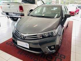Toyota COROLLA - corolla ALTIS 2.0 16V CVT