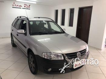 Volkswagen PARATI TRACK&FIELD 1.6