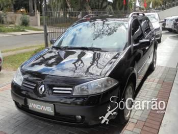 Renault MEGANE GRAND TOUR DYNAMIQUE 1.6