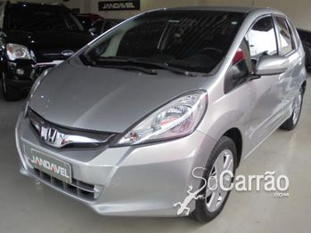 Honda fit EX 1.5 16V AT
