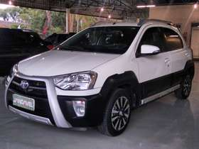 Toyota ETIOS HATCH - etios hatch CROSS 1.5 16V