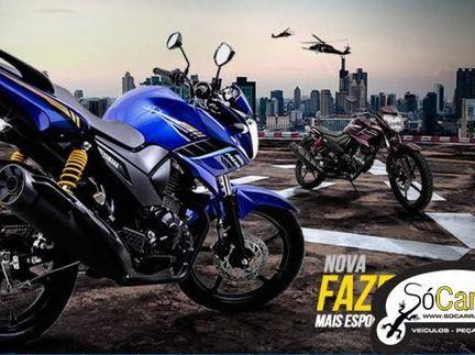 Yamaha FAZER - FAZER 150 SED