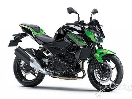 Kawasaki Z400 - Z400