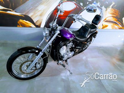 Honda Shadow - SHADOW 600CC