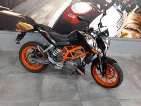 KTM 390 - 390 390 DUKE
