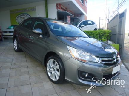 Citroen C4 LOUNGE - C4 LOUNGE TENDANCE THP 1.6 16V AT