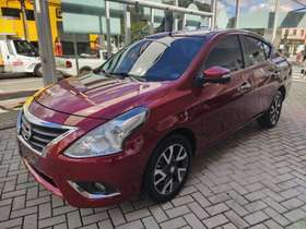 Nissan VERSA - versa SL 1.6 16V FLEXFUEL