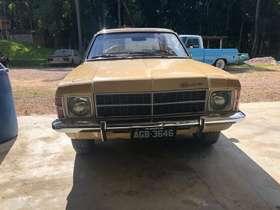 GM - Chevrolet OPALA SEDAN - opala sedan DE LUXO 2.5