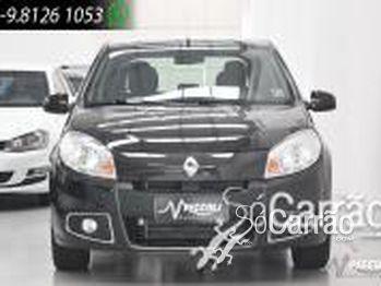 Renault SANDERO PRIVILEGE 1.6 16V AUTOMÁTICO