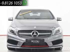 Mercedes A 250 - a 250 2.0 16V TB