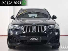 BMW X3 - x3 xDrive35i SPORT 4X4 3.0 TB 24V