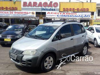 Fiat IDEA ADVENTURE 1.8 16V