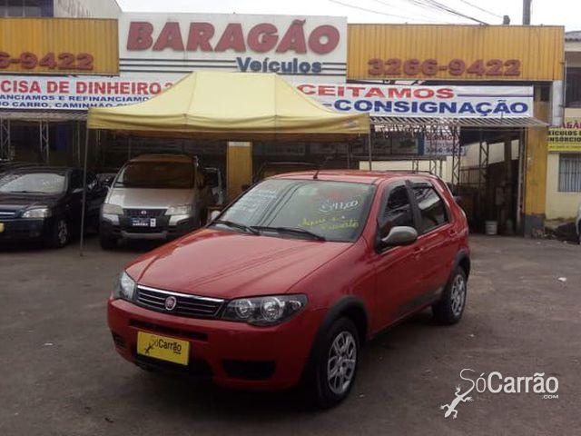 Fiat PALIO FIRE WAY 1.0 4P