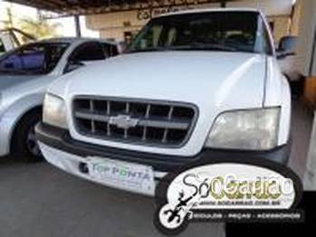 GM - Chevrolet s10 blazer 4X4 2.8 TB-IC