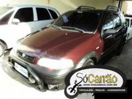 Fiat PALIO WEEKEND - PALIO WEEKEND 1.6 MPI 16V