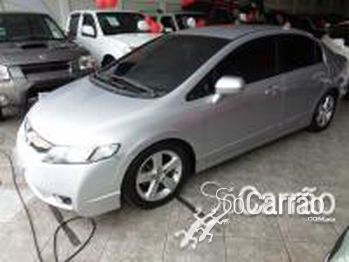 Honda civic LXS 1.8 16V AT