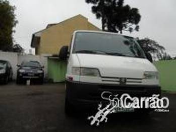 Peugeot 2.3 Minibus 15/16L TB