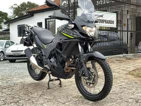 Kawasaki VERSYS - versys X 300