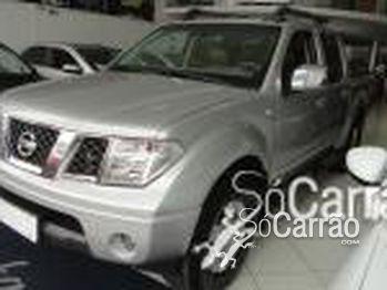 Nissan FRONTIER LE CAB DUPLA 4X4