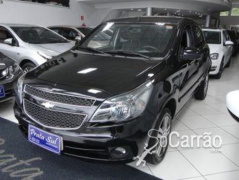 GM - Chevrolet agile LTZ 1.4 8V ECONOFLEX