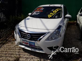 Nissan VERSA SV 1.6 16V