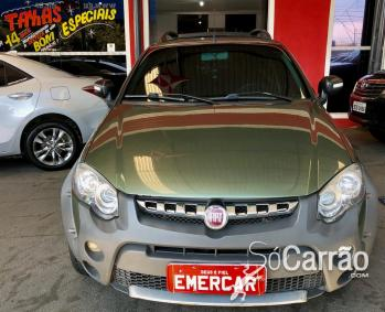Fiat STRADA ADVENTURE CD 1.8 16V 3P