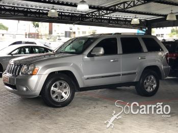 JEEP GRAND CHEROKEE LIMITED 3.0 TURBO 4X4 V6 24V