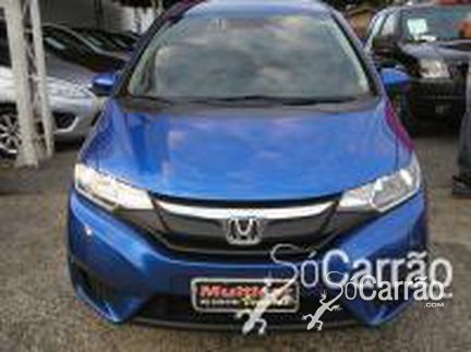 Honda FIT - FIT LX 1.5 16V MT FLEXONE