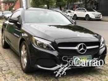 Mercedes C 180 CGI COUPE