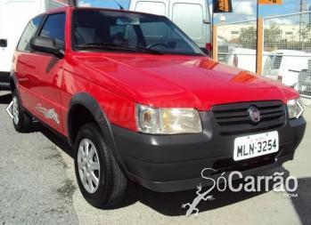 Fiat UNO MILLE WAY ECONOMY 1.0 2P