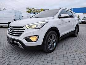 Hyundai GRAND SANTA FE - grand santa fe GLS 4WD 3.3 V6 AT