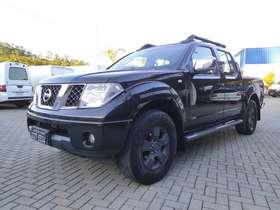 Nissan FRONTIER CD - frontier cd LE 4X4 2.5 16V TDI MT