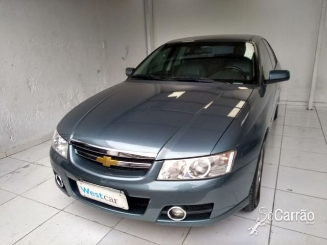 GM - Chevrolet OMEGA CD 3.6 V6 24V