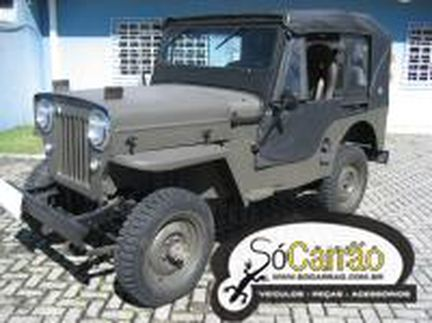 Ford Jeep - JEEP WILLYS
