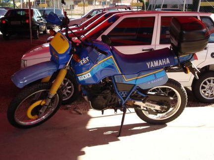 Yamaha XT - XT 600 TENERE