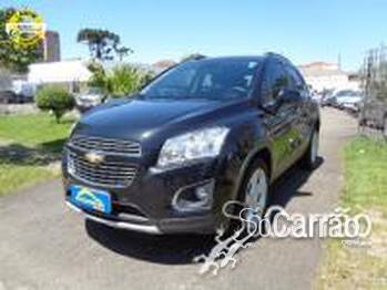 GM - Chevrolet TRACKER LTZ