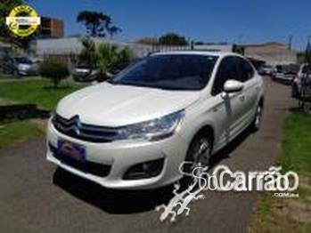 Citroen C4 LOUNGE 1.6 THP EXCLUSIVE