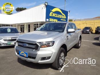 Ford RANGER CABINE DUPLA XLS
