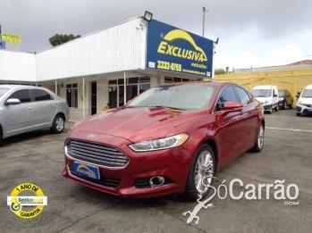 Ford FUSION TITANIUM 2.0 GTDI EcoBo