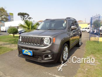 JEEP RENEGADE LONGITUDE 1.8