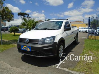 Volkswagen SAVEIRO ROBUST 1.6 MSI CS